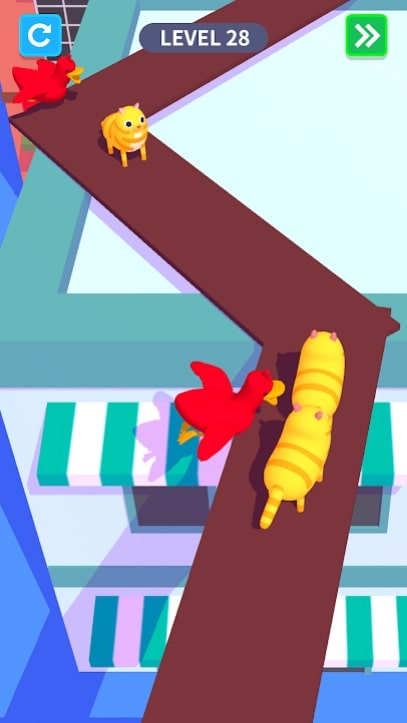 Animal Games 3D мод
