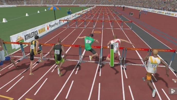 Athletics Mania андроид