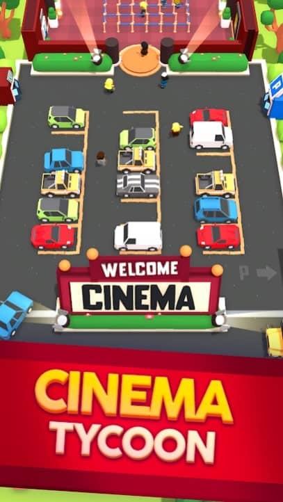 Cinema Tycoon андроид