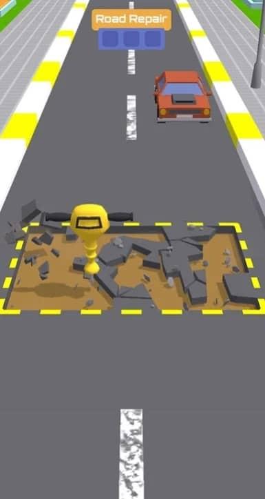 City Service 3D мод