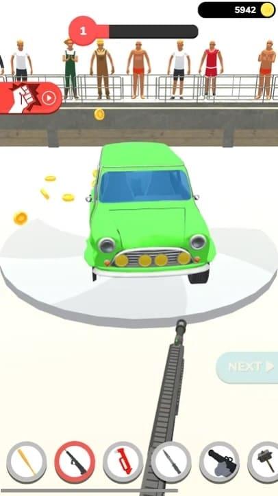 Fury Cars андроид