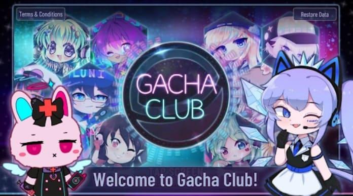 Gacha Club андроид