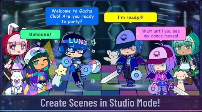 Gacha Club мод