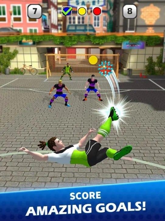Goal Blitz андроид