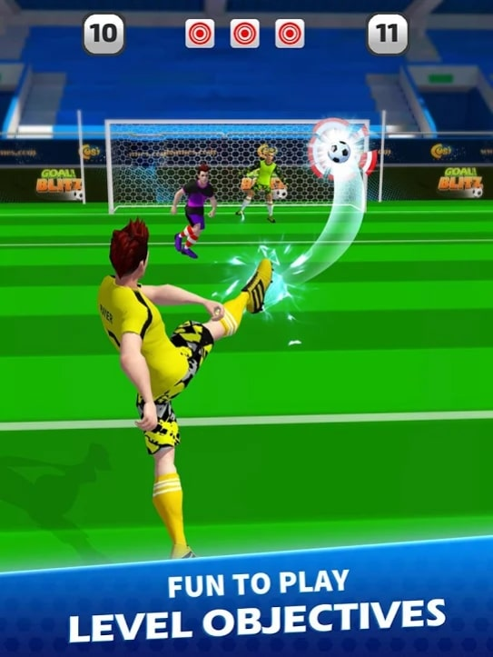 Goal Blitz скачать