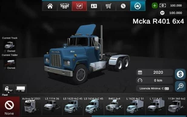 Grand Truck Simulator 2 андроид