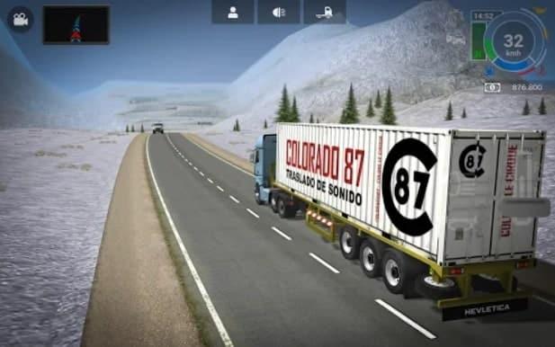 Grand Truck Simulator 2 мод