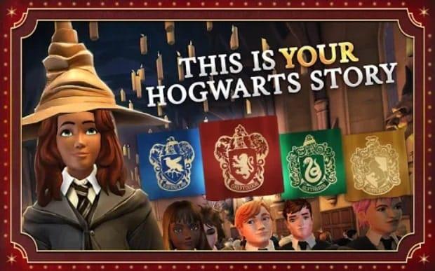 Harry Potter: Hogwarts Mystery андроид