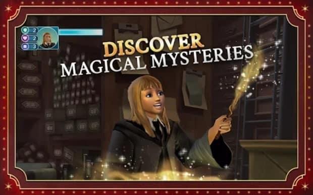 Harry Potter: Hogwarts Mystery мод