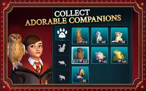 Harry Potter: Hogwarts Mystery скачать
