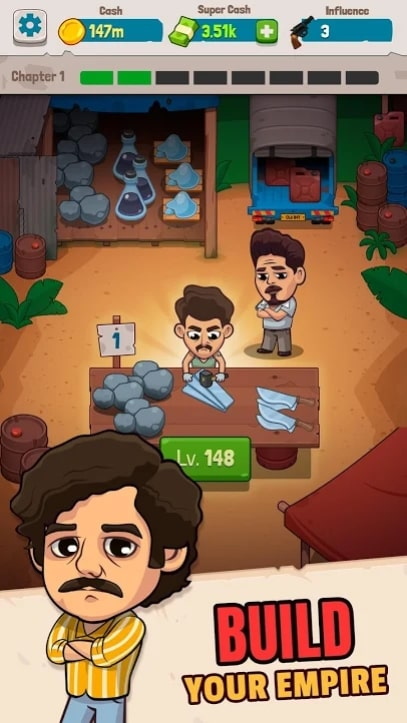 Narcos: Idle Cartel читы