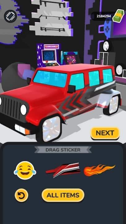 OH My CAR мод