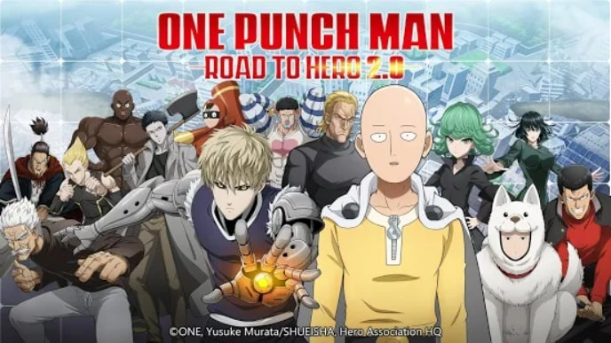 One-Punch Man: Road to Hero 2.0 андроид