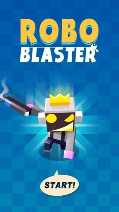 ROBO BLASTER андроид