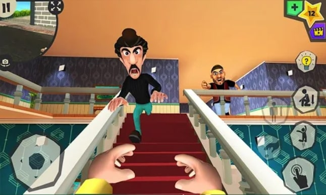 Scary Robber Home Clash скачать