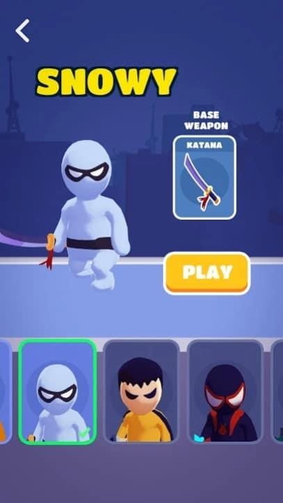 Stealth Master андроид