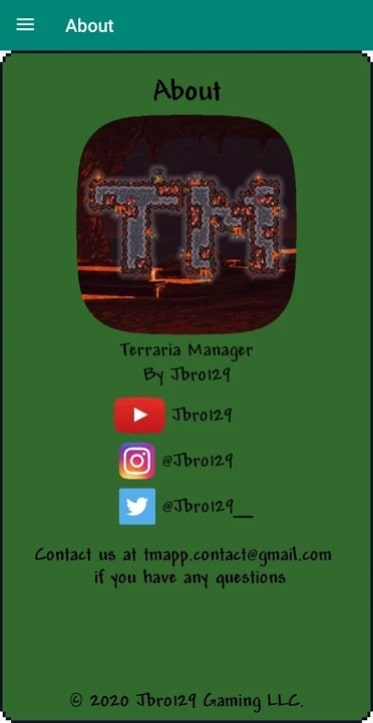 Terraria Manager скачать