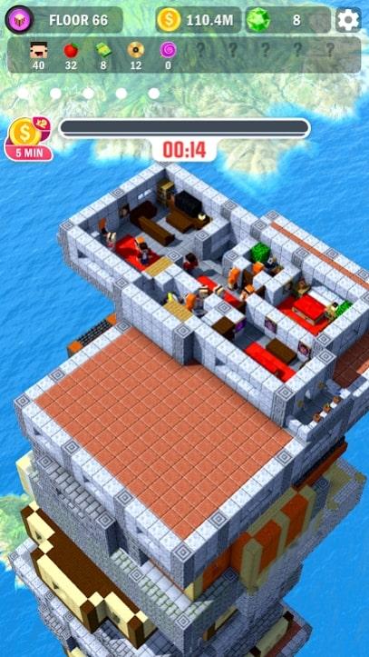 Tower Craft 3D скачать