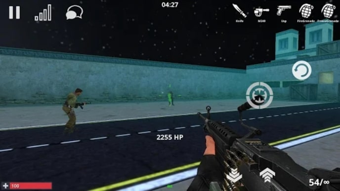 Zombie Mod андроид