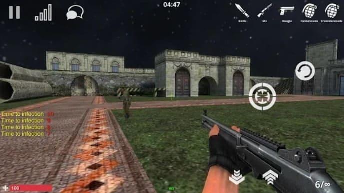 Zombie Mod читы