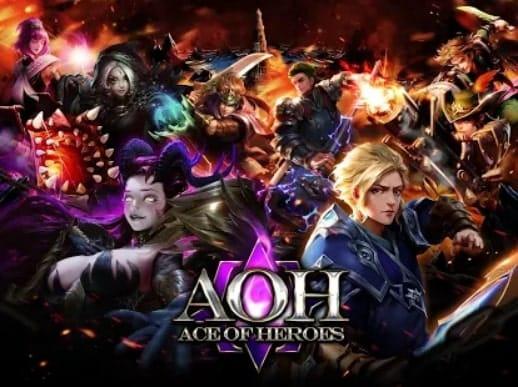 Ace of Heroes андроид