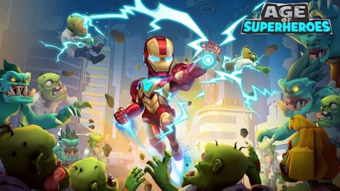 Age of Superheroes андроид