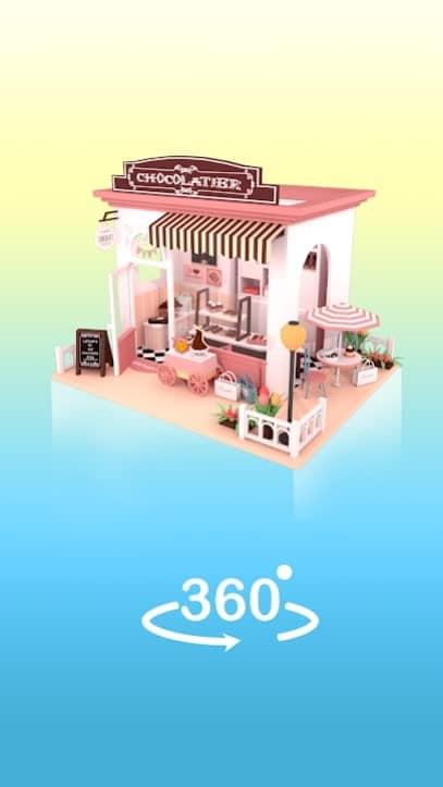 Art House 3D мод