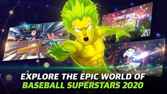 Baseball Superstars андроид