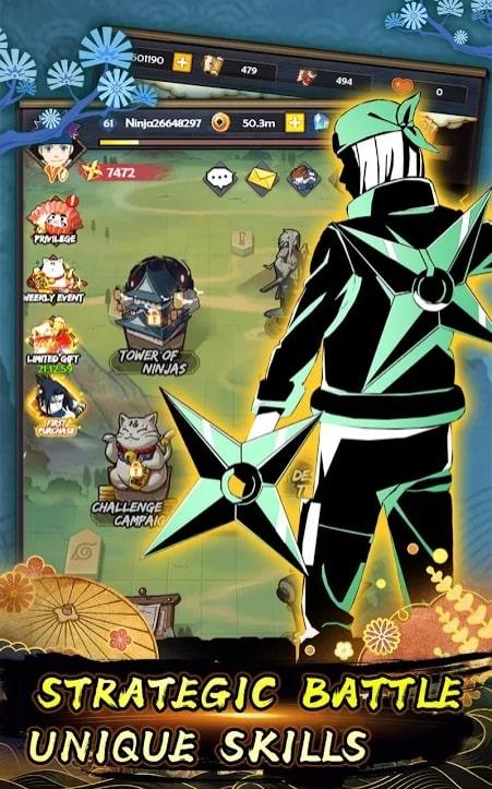 Brawl Ninja скачать