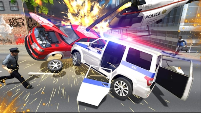 City Crime Online 2 читы