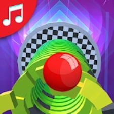 Color Stack Ball 3D взлом