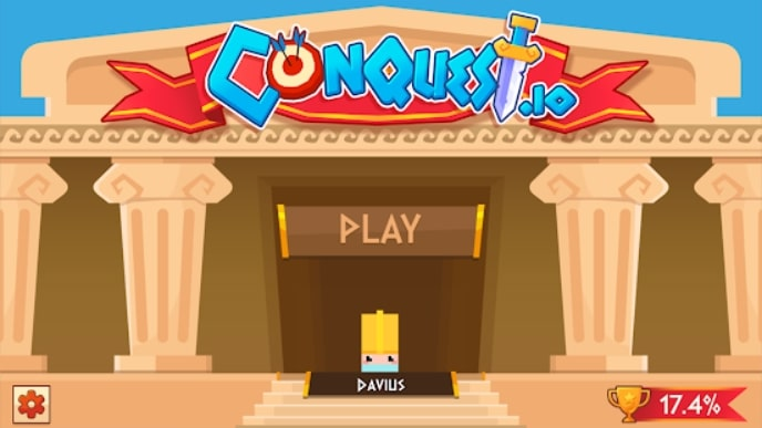 Conquest.io андроид