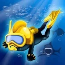 Crazy Diver взлом