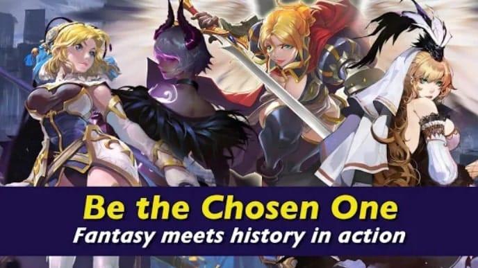 Fate: The One андроид