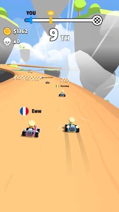 Go Karts андроид