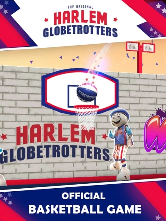 Harlem Globetrotter Basketball скачать
