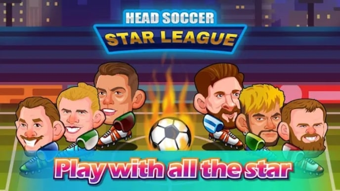 Head Soccer - Star League скачать