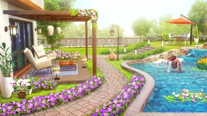 Home Design: My Dream Garden андроид