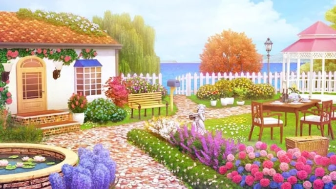 Home Design: My Dream Garden читы