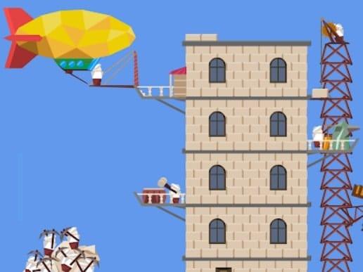 Idle Tower Builder андроид