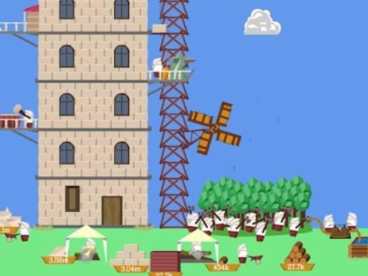 Idle Tower Builder скачать