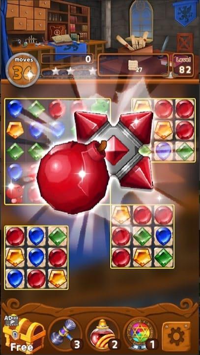 Jewels Magic Kingdom читы