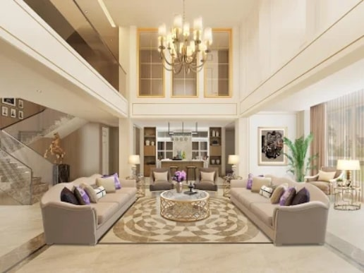 Luxury Interiors андроид