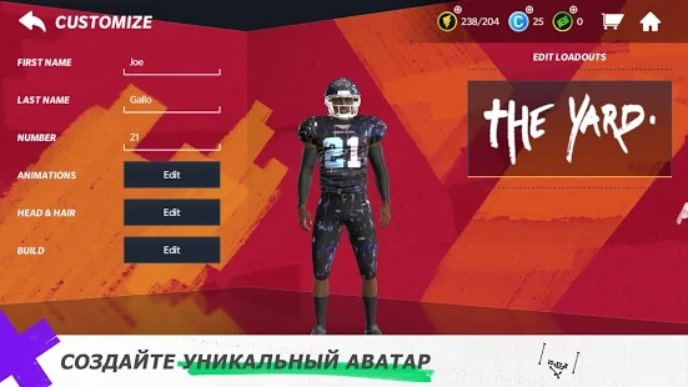 Madden NFL 21 Mobile Football мод