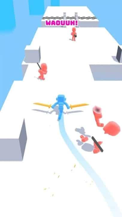 Samurai Flash андроид