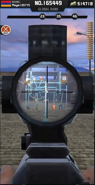 Shooting Range Sniper скачать