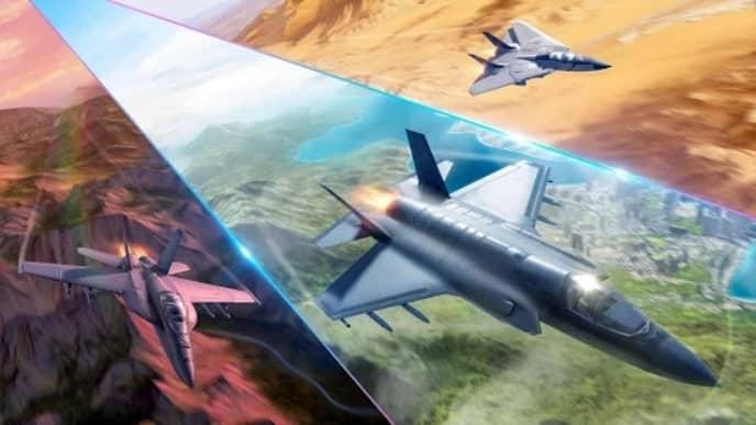 Sky Combat андроид