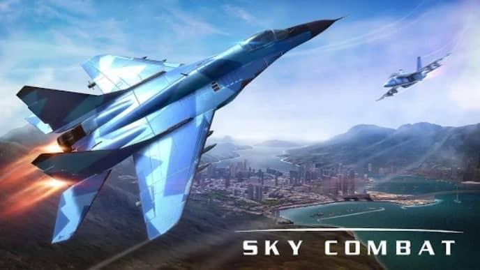 Sky Combat скачать