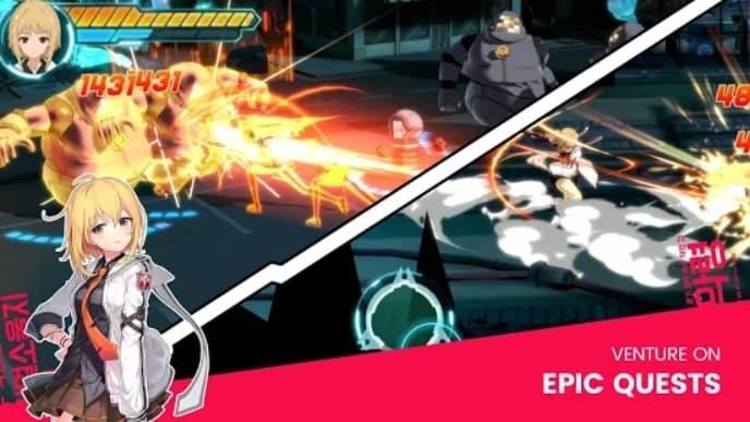 SoulWorker Anime Legends скачать