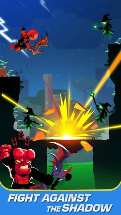 Stick Heroes: Arrow Master андроид